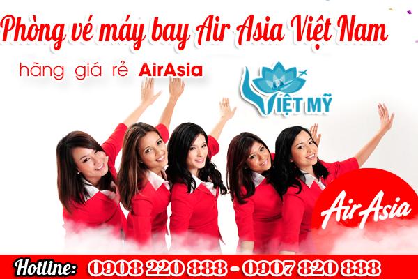 Phòng vé Air Asia quận 3